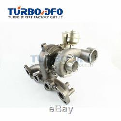 724930-4 turbocompresseur turbo for VW Golf V Passat B6 Touran 2.0 TDI 136 PS