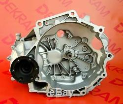 Boîte de Vitesses VW Golf Audi A3 V8 Sportback 1.6 TDi PTU NTG Start / Stop