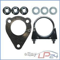 Catalyseur +kit D'assemblage Vw Bora 1j Golf 4 IV 1j New Beetle 9c 1.9 Tdi