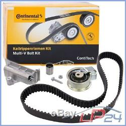 Contitech Kit De Distribution Vw Bora Golf 1j 1.9 Tdi