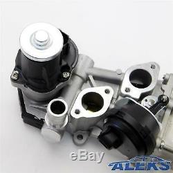 EGR Radiateur Exhaust Gas Recirculation pour Audi A3 Q3 VW Golf Passat 2,0 Tdi
