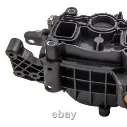 Intake manifold + actionneur moteur pour VW golf passat Skoda 2.0TDi 03L129711AG