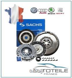 KIT BI-MASSE SACHS VW Caddy, Golf 6, Golf Plus, Jetta, Passat, Touran 1.6,1.9,2.0TDI