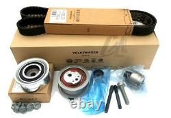 Kit Courroie de Distribution Original Volkswagen VW Golf VI Polo 6R 1.6 2.0 Tdi