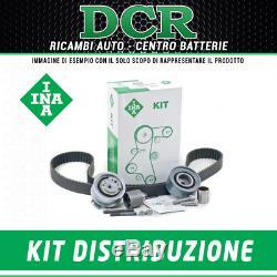 Kit courroie de distribution INA 530008210 VW GOLF IV 1J1 1.9 TDI 110CV 81KW