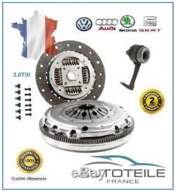 Kit d'embrayage rigide + Butée VW GOLF 6 2.0TDI de 10/2008 à Aujourd'hui 835153