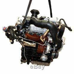 Moteur Atd avec Turbo 1,9TDI 100PS Skoda Octavia 1U VW Golf 4 Bora Audi A3