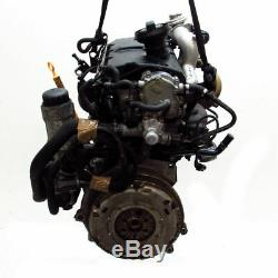 Moteur Atd avec Turbocompresseur VW Golf 4 Audi A3 8L Skoda Octavia 1U 1,9TDI