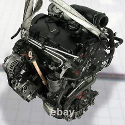 Moteur Bkc VW Golf 5 Audi A3 Seat Toledo Altea Skoda Superb 1.9 Tdi Utilisé