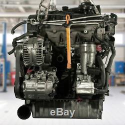 Moteur Bkd VW Golf 5 Passat Audi A3 Seat Altea Skoda 2.0 Tdi Utilisé
