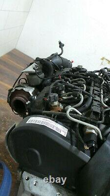Moteur VW Polo 6R Golf 6 Audi A1 8X Skoda Rapide Fabia 5J 1.6 Tdi 66 77KW Cay