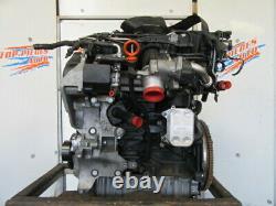 Moteur Volkswagen Golf VI 1.6 Tdi 105ch Cay/cayc 2018028