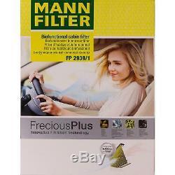 Motul 5 L 5W-30 Huile Moteur + Mann-Filter VW Jetta IV 162 2.0 Tdi Golf VI 5K1