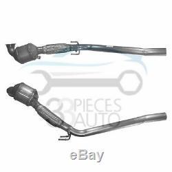 Pot Catalytique VW GOLF 2.0TDi Mk. 5 (BKD AZV moteurs) 10/03
