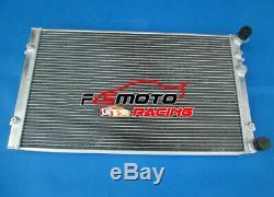 Radiateur Pour VW GOLF GTI BORA Jetta MK4 AUDI A3 S3 TT Quattro SEAT 1.8T 1.9TDI