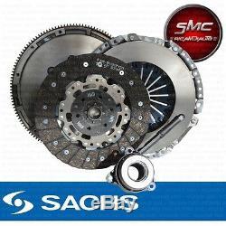 Sachs Xtend Embrayage + Zms Volant Moteur Bimasse Vw Touran 1t 2.0 Tdi 05-10