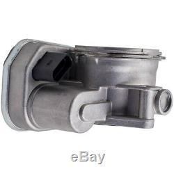 Throttle Body Inlet Manifold Flap 038128063G for VW Golf MK5 Jetta 2.0 TDI New