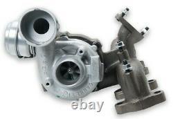 Turbo Quasi Neuf Garrett 1.9 Tdi 150 CV 721021 Audi A3 Lancia Kappa