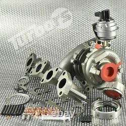 Turbocompresseur Audi Seat Skoda VW 2.0 TDI 125 kW BMR 03G253019N 03G253014K