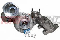 Turbocompresseur VW Golf 5 1,9 Tdi 77 66 Kw / 90 105 Ch Moteur Bxe Bkc Bru V