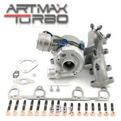 Turbocompresseur VW Skoda Seat Audi 1.9 Tdi Alh Ajm Fanny 90PS 101PS 110PS 115PS
