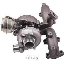 Turbocompresseur pour VW sharan GOLF IV BORA/FORD GALAXY, 1.9tdi 713673 454232