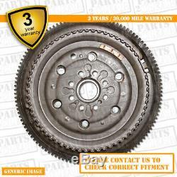 VW GOLF 2.0TDi LuK VOLANT MOTEUR DMF Mk VI 136 10/2008-11/2012 CFFA FWD