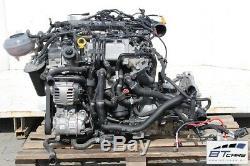 VW GOLF 7 VII AUDI A3 SPORTSVAN SILNIK DIESEL 1.6 TDi CRK CRKB 81 Kw 110 Km prze