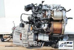 VW GOLF 7 VII SILNIK DIESEL 2.0 TDi CRB CRBC 110 KW 150 KM 2133 kilometrów AUDI