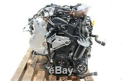 VW GOLF 7 VII SILNIK DIESEL 2.0 TDi CRL CRLB 110 KW 150 KM 5177 kilometrów AUDI