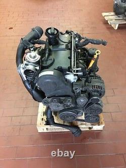 VW Golf 4 Bora Audi A3 8L Seat 1.9 Tdi 74KW 101PS Moteur Axr