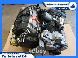 VW Golf Audi Seat Skoda A3 8P 2,0TDI 125KW 170PS Bmn Moteur 93Tsd Km Complet