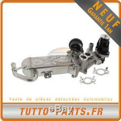 Vanne EGR Audi A3 TT Eos Golf 6 Passat New Beetle Tiguan 2.0 TDi 140cv 170cv