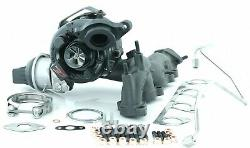 Volkswagen Scirocco 2.0 Tdi 170BHP Hybrid Extension Turbocompresseur Stage 2